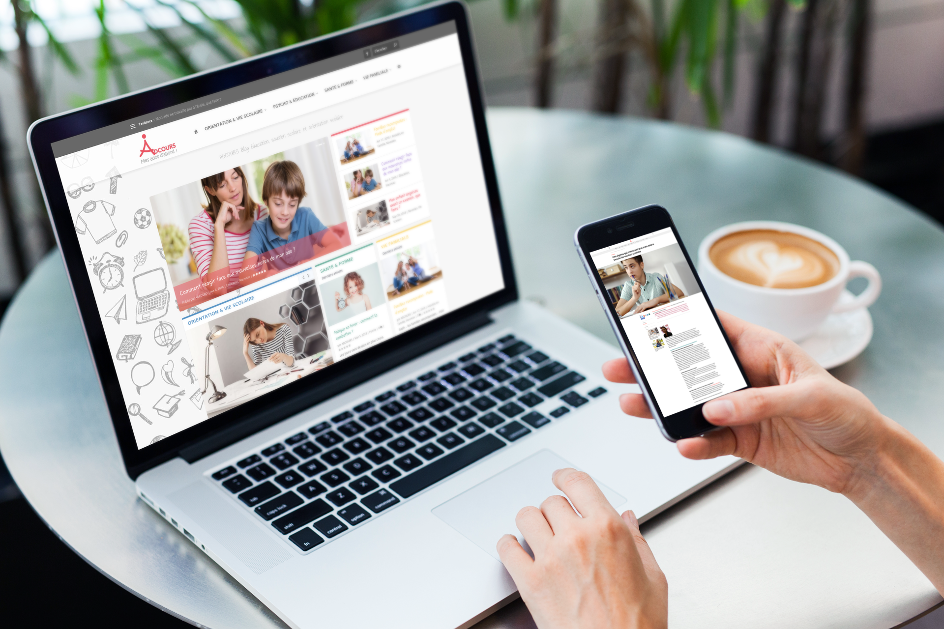 Création-Blog-ADCOURS---Agence-Web-Lyon-3-Petits-Clics